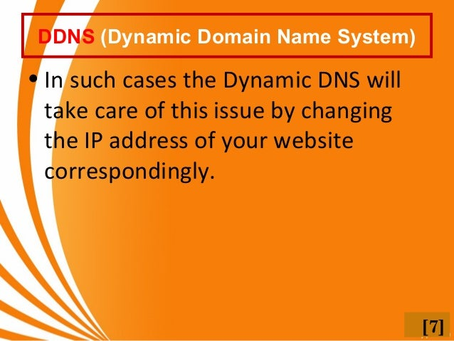 What Is Dynamic Domain Name System (DDNS) and How to Use It?