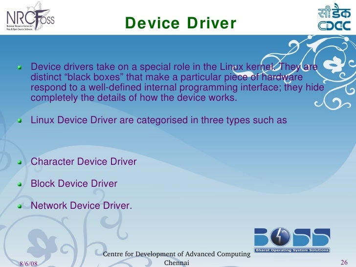 Linux device drivers 4th edition.