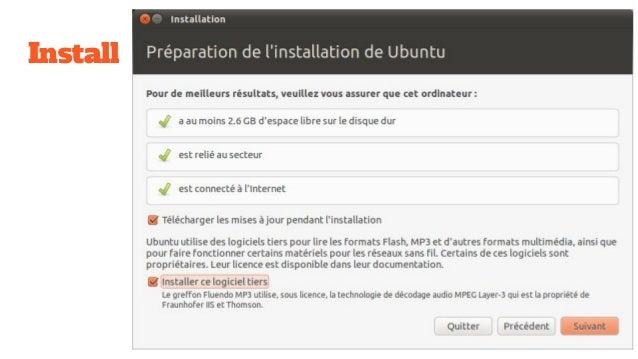 greffon mp3 ubuntu
