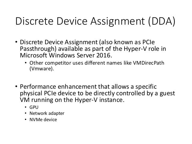 High Performance Linux Virtual Machine on Microsoft Azure: SR-IOV Net…