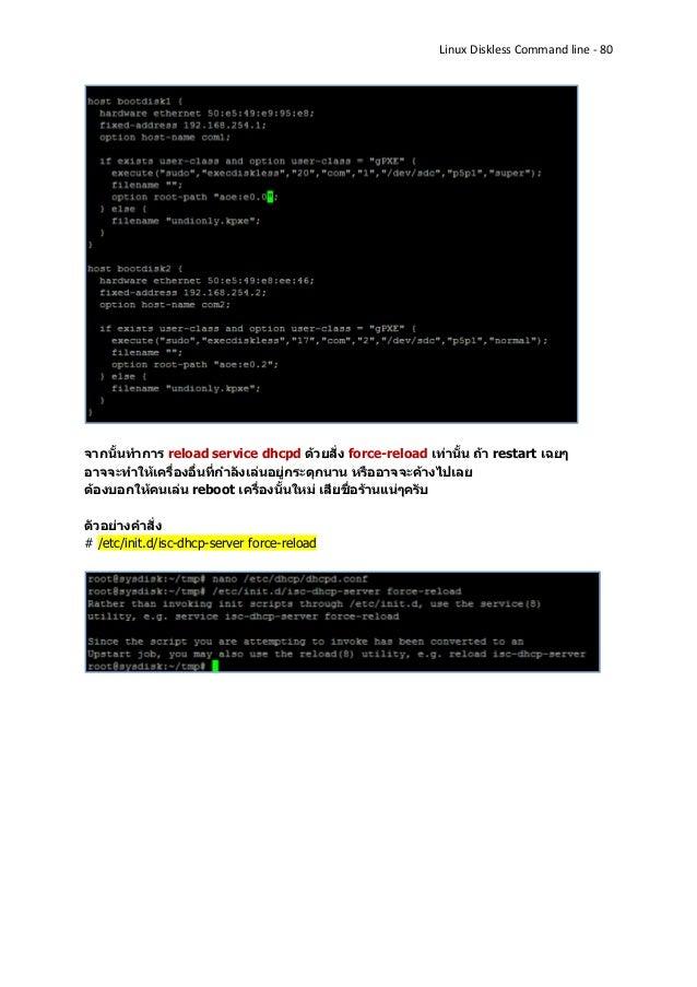 DHCP Server Setup - tldp.org