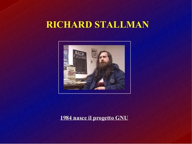 Linux e Free Software - Storia e caratteristiche vincenti Slide 3