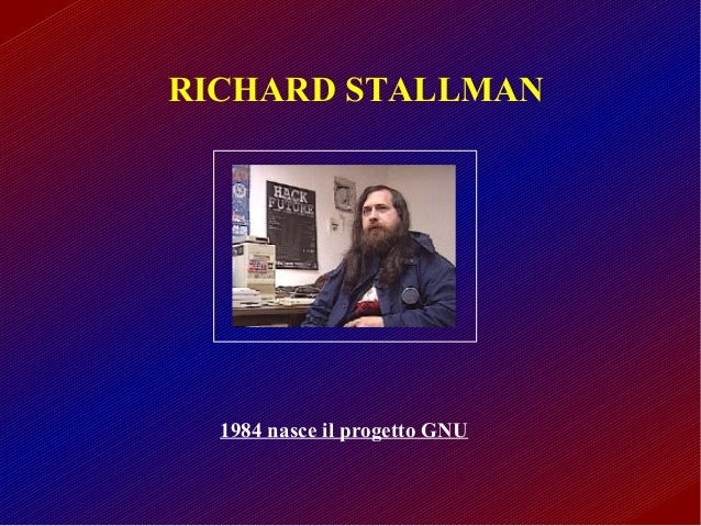 Linux e fs - Storia e caratteristiche vincenti Slide 3