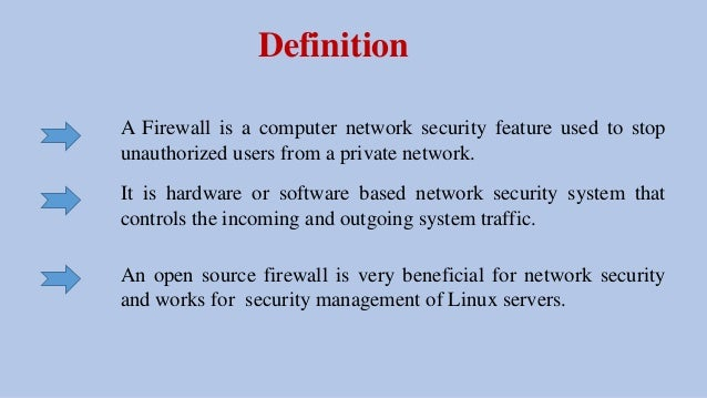 an explanation of internet security and the concept of firewalls I need a brief explanation about the differences between antiviruses and firewalls  what is the difference between antivirus and firewalls  (or maybe internet .