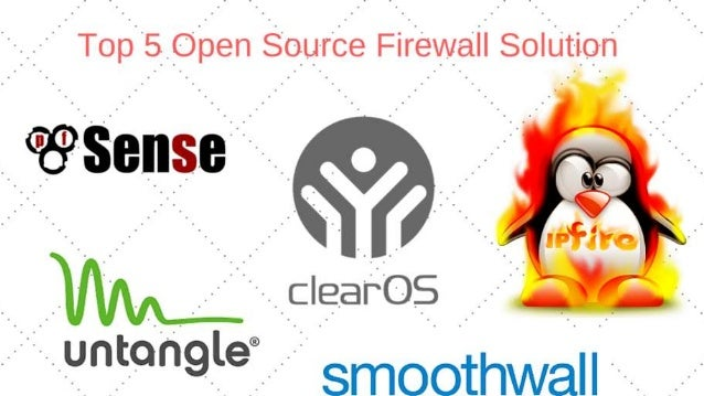 Top 5 Open Source Firewall Software for Linux User
