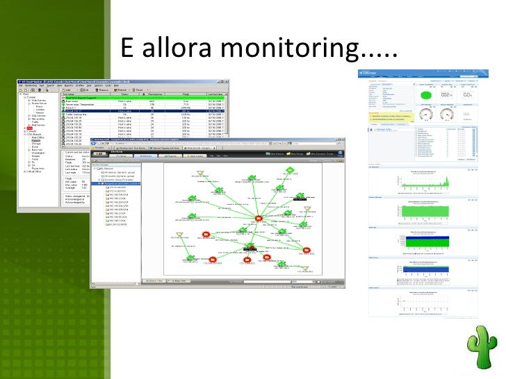 Linux Network E System Monitoring Con Cacti
