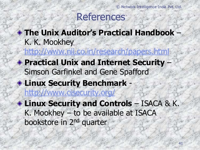 linux security research paper Github is where people build software more than 28 million people use github to discover, fork, and contribute to over 85 million projects.