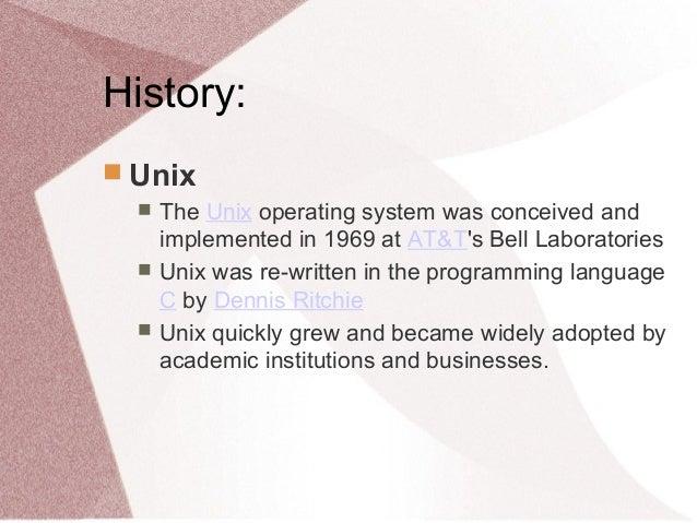 Linuxseminar os