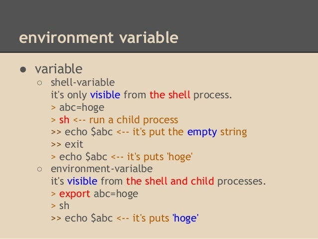 how to write a shell script linux