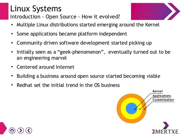Linux systems - Linux Commands and Shell Scripting