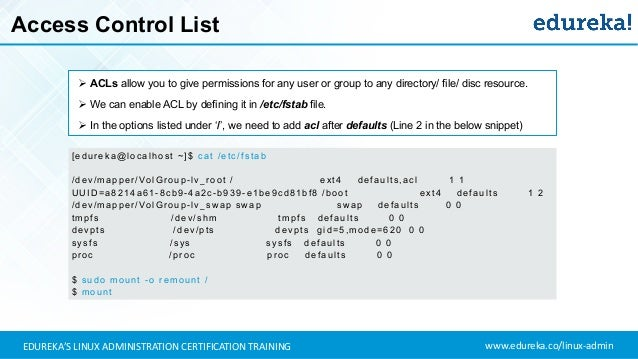Linux Training For Beginners | Linux Administration Tutorial | Introd…