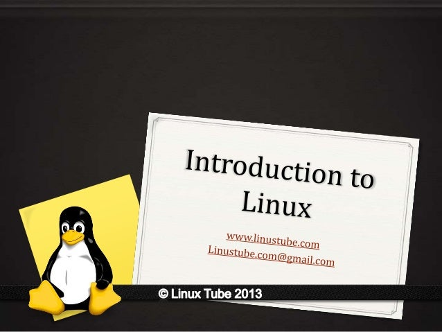 What is Linux?  Developed in 1991 by a University of Finland student Linus  Torvalds.  Basically a kernel, it was combin...