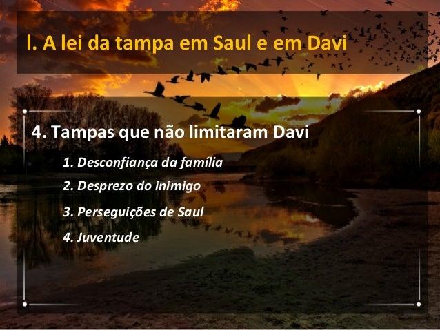"""Aplicação Samuel disse a Saul: """"O Senhor rasgou, hoje, de ti o reino de Israel e o deu ao teu próximo, que é melhor do que..."""