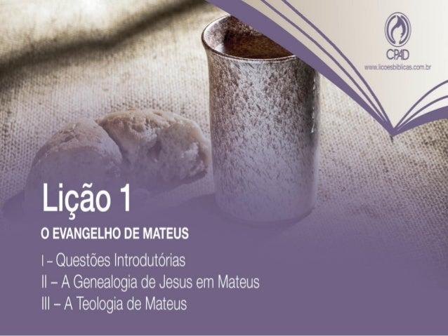 Adquira o livro de apoio para subsidiar seus estudos, no site da CPAD (www.cpad.com.br) ou nas melhores livrarias.
