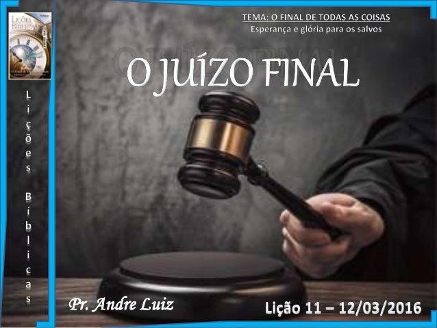 Pr. Andre Luiz