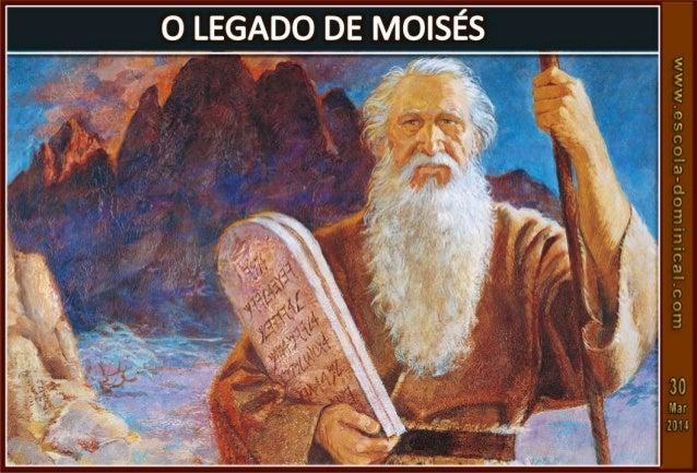INTRODUÇÃO • Moisés nasceu quando Israel estava cativo no Egito, durante os terríveis dias em que Faraó ordenou que todos ...