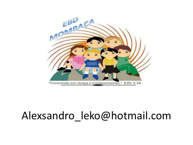 al Alexsandro_leko@hotmail.com