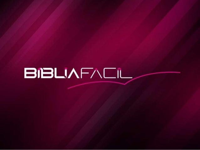 Bíblia Fácil - Lição 3 - Deus
