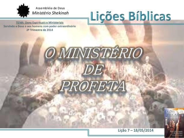 Assembléia de Deus Ministério Shekinah
