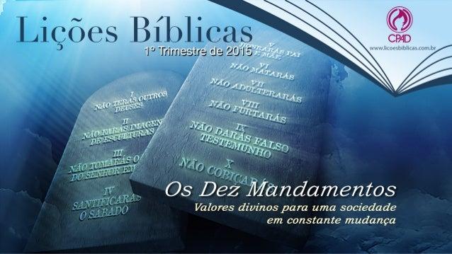 LEITURA BÍBLICA EM CLASSE Êxodo 20.12; Ef 6.1-3; Marcos 7.10-13 Êx 20.12 - Honra a teu pai e a tua mãe, para que se prolon...