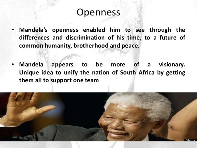 nelson mandela leadership theory What are the quintessential signs of successful leadership the passing of nelson mandela  theory, mandela stressed that leadership  mindfulness in everyday.