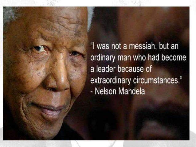 nelson mandelas leadership style essay Great post and i agree that nelson mandela has shown many leadership traits and is an inspirational leader for human rights when i think of leadership the.
