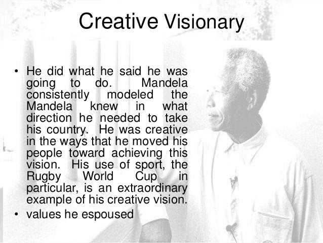 nelson mandela s leadership style Introduction we will write a custom essay sample on comparison of mahatma gandhi and nelson mandela or any similar topic  more so in their style of leadership.