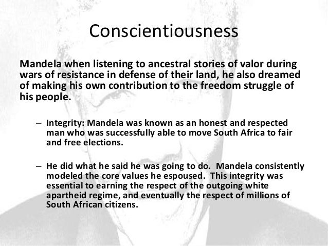 nelson mandelas leadership style essay Nelson mandela – a brief summary posted on july 18, 2012 by history in an hour former south african president, nelson mandela, was born in the eastern cape on 18 july 1918.