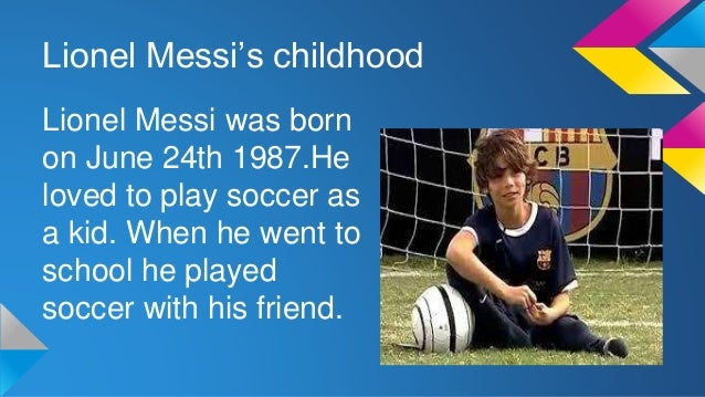 Lionel Messi By Colton