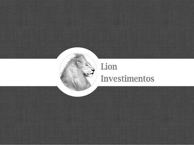 LINHAS DE NEGÓCIO