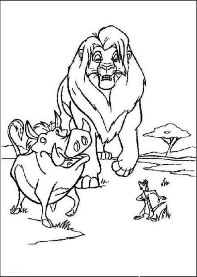 Kovu Simba E Nala Kiara Leone Leone 600600 Png Trasparente