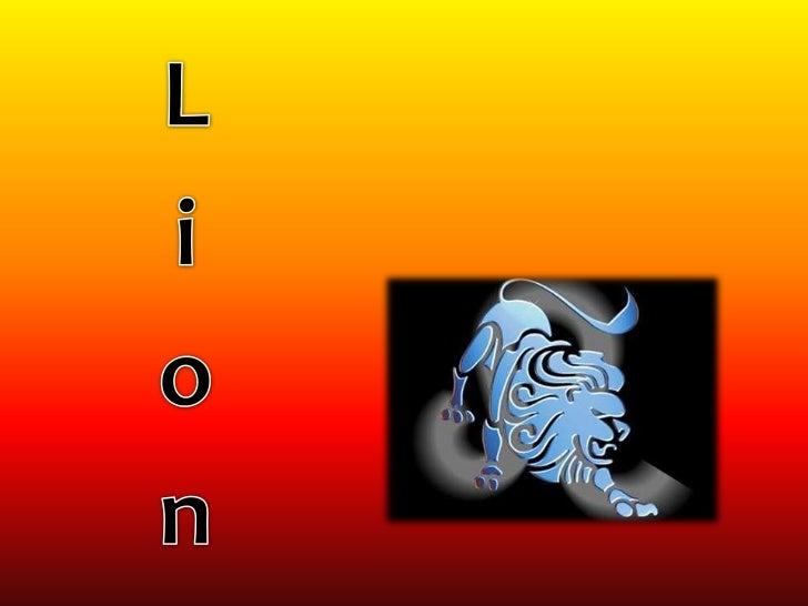 Lion<br />