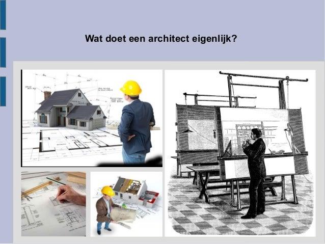 Architectuur voor dummies for Wat architecture