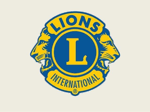 Le LIONS CLUB EPERNAY des Hommes et des Femmesdonnant de leur temps pour aider les autresEn réalisant des actions, des col...