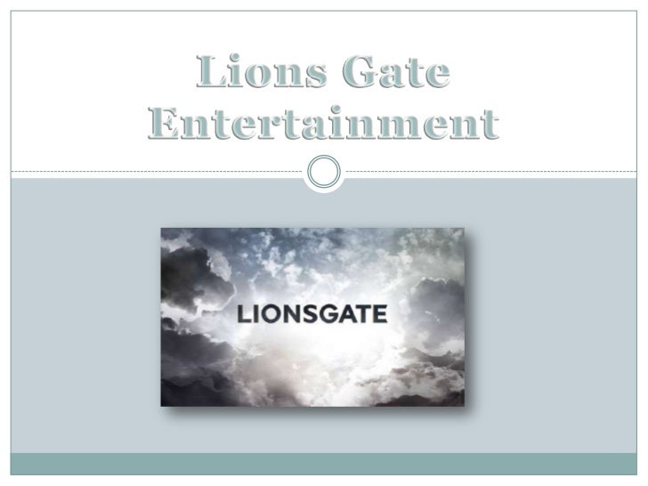 Who is Lionsgate?Lions Gate Entertainment Corporation (commonly referred to as Lionsgate) is a North American   entertainm...