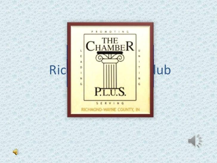 Richmond Lions Club<br />
