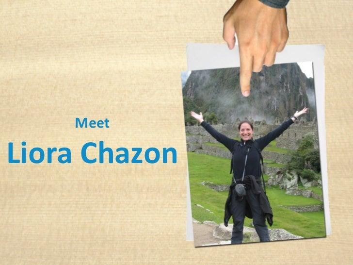 MeetLiora Chazon
