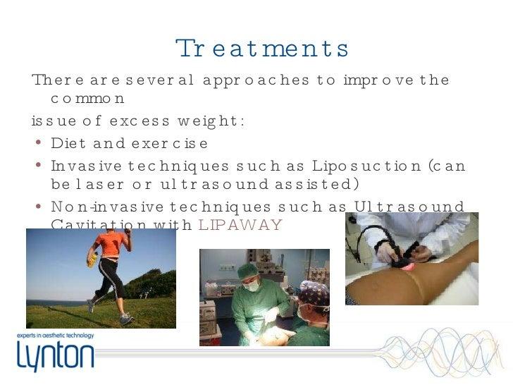 LIPAWAY Cavitation Ultrasound System : Training from Lynton Lasers Ltd