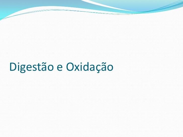•   Estágio 1- um ácido graxo de cadeia    longa é oxidado para produzir    resíduos de acetil –CoA.•   Estágio 2- os grup...