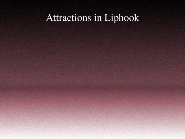 Attractions in Liphook