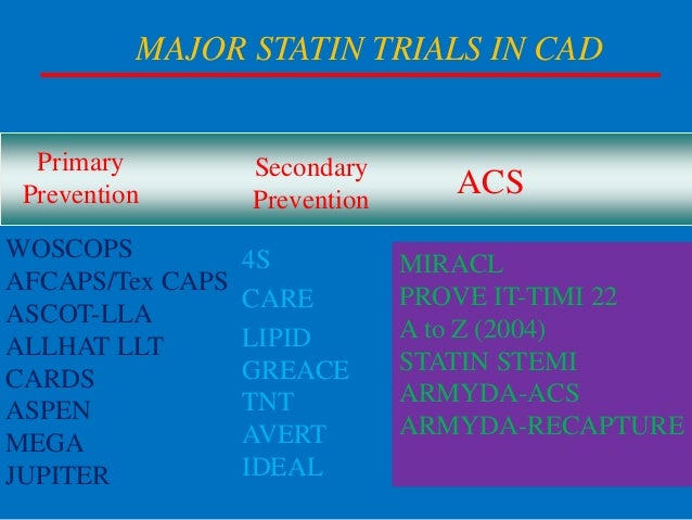 The 'New Study' Showing Everyone Needs Statins - STATIN NATION