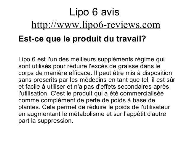 Lipo 6 avis http://www.lipo6-reviews.com Est-ce que le produit du travail? Lipo 6 est l'un des meilleurs suppléments régim...