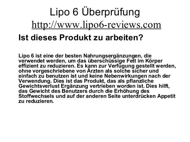 Lipo 6 Überprüfung http://www.lipo6-reviews.com Ist dieses Produkt zu arbeiten? Lipo 6 ist eine der besten Nahrungsergänzu...