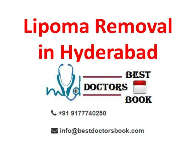 Lipoma Removal Cost in Hyderabad | Lipoma Doctor in Hyderabad