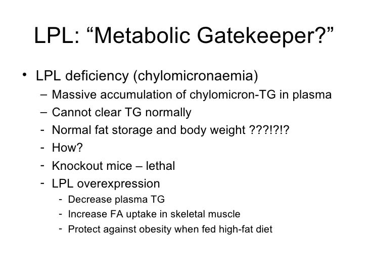Lipoproteinat