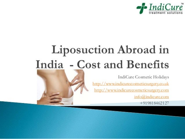 IndiCure Cosmetic Holidays http://www.indicurecosmeticsurgery.co.uk http://www.indicurecosmeticsurgery.com info@indicure.c...