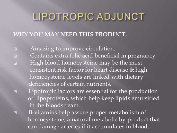 WHY YOU MAY NEED THIS PRODUCT:    Amazing to improve circulation.    Contains extra folic acid beneficial in pregnancy....