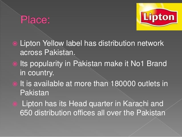 geographic segmentation of lipton iced tea Attractive market segments and sales channels  unilever to achieve market leadership in the tea category in india  underlying operating margin was up 160bps primarily driven by higher gross margins in both ice cream and tea,  to growth in profits from the pepsi lipton joint venture and profit from.