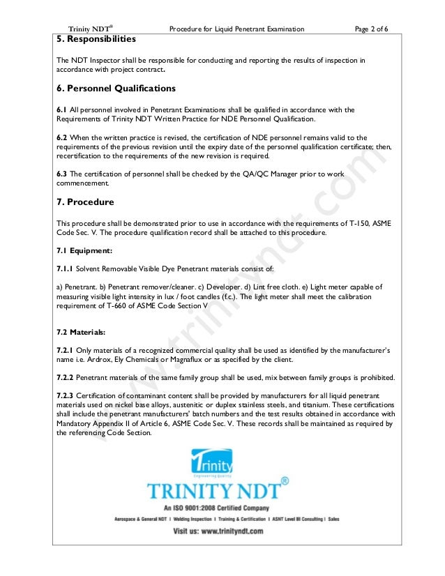 Liquid dye-penetrant-test-inspection-free-ndt-sample-procedure