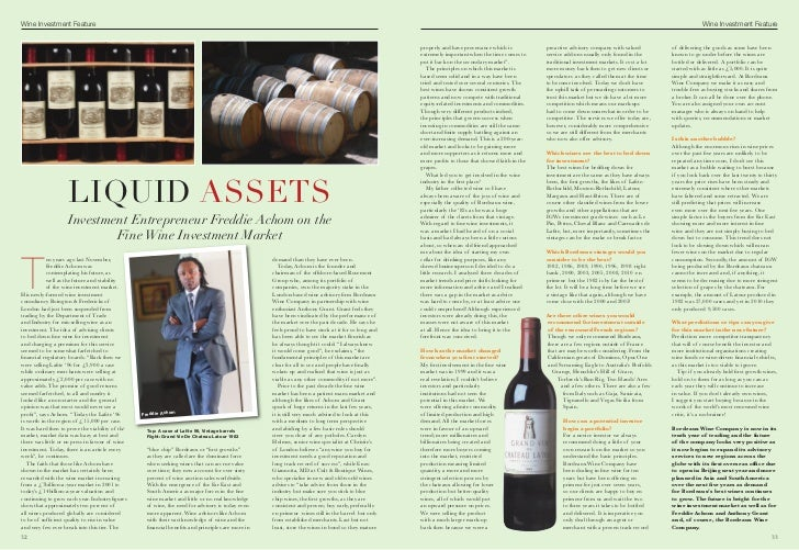 Wine Investment Feature                                                                                                   ...